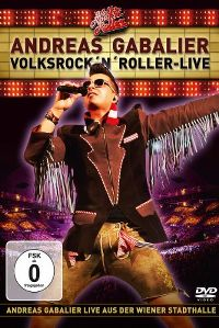 Cover Andreas Gabalier - Volksrock'n'Roller - Live [DVD]